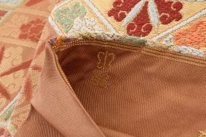 川島織物製 本金箔加良錦袋帯のサブ4画像