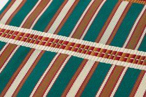 龍村晋製 袋帯「吉野間道錦」のサブ2画像
