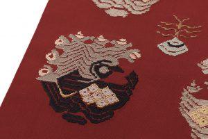 龍村平蔵製 袋帯「孔雀いちご」のサブ2画像