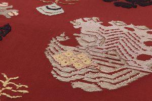 龍村平蔵製 袋帯「孔雀いちご」のサブ4画像