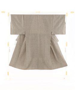 ざざんざ織 単衣男着物のメイン画像