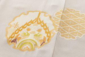 志ま亀製 色留袖のサブ5画像