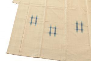 芝崎重一作 紬着物のサブ2画像