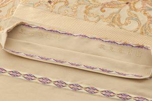 龍村平蔵製 袋帯「国宝華篭文」のサブ6画像