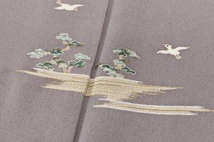 染繍工芸大羊居製 訪問着のサブ6画像