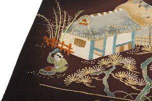 東京染繍大彦製 名古屋帯のサブ2画像