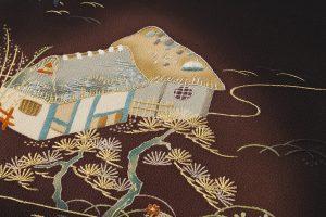 東京染繍大彦製 名古屋帯のサブ3画像