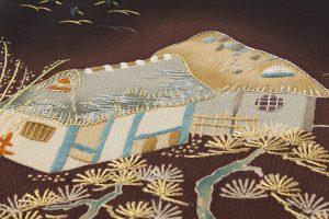 東京染繍大彦製 名古屋帯のサブ4画像