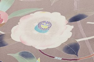 中町博志作 本加賀友禅訪問着「朧月」のサブ6画像