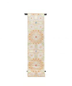 龍村平蔵製 袋帯「小蜀紅文錦」のメイン画像
