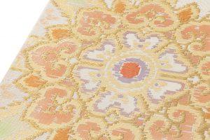 龍村平蔵製 袋帯「小蜀紅文錦」のサブ2画像