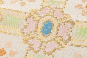 龍村平蔵製 袋帯「小蜀紅文錦」のサブ3画像