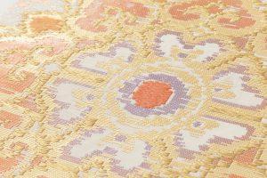龍村平蔵製 袋帯「小蜀紅文錦」のサブ4画像