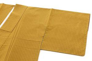 山下八百子作 黄八丈着物のサブ1画像