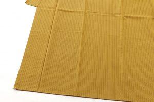 山下八百子作 黄八丈着物のサブ2画像