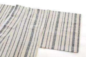 青戸柚美江作 出雲織綿着物のサブ1画像