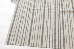 青戸柚美江作 出雲織綿着物のサブ2画像