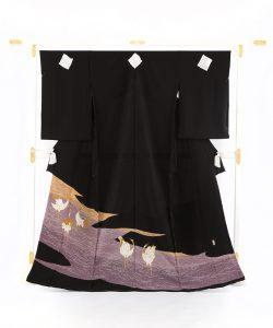 田島比呂子作 留袖のメイン画像