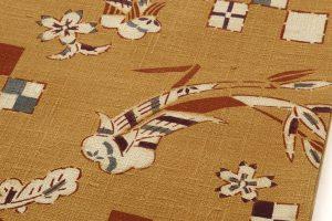 型絵染 紬名古屋帯のサブ3画像