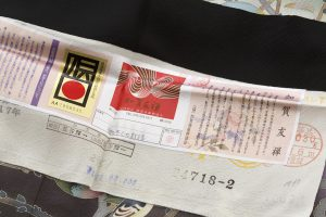 百貫華峰作 本加賀友禅留袖のサブ8画像