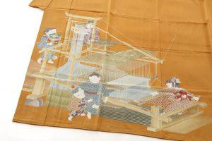 初代由水十久作 色留袖「機殿」のサブ1画像