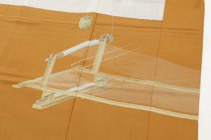 初代由水十久作 色留袖「機殿」のサブ8画像