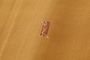 初代由水十久作 色留袖「機殿」のサブ9画像