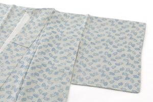 松原利男作 藍型染小紋のサブ1画像