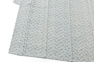 松原利男作 藍型染小紋のサブ2画像