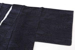 結城紬160亀甲総絣 着物のサブ1画像