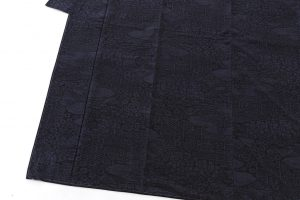 結城紬160亀甲総絣 着物のサブ2画像