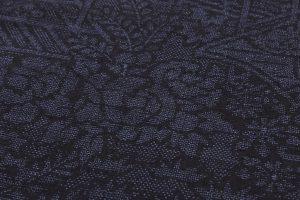 結城紬160亀甲総絣 着物のサブ5画像