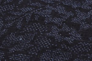 結城紬160亀甲総絣 着物のサブ6画像