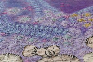 初代久保田一竹作 袋帯のサブ4画像