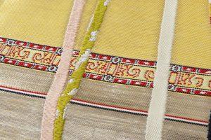 龍村平蔵製 袋帯「大祝矢」のサブ4画像