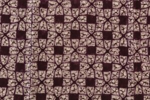 紫根染 綿着物のサブ4画像