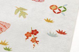に志田製 小紋着尺のサブ1画像