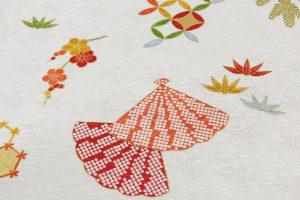 に志田製 小紋着尺のサブ2画像
