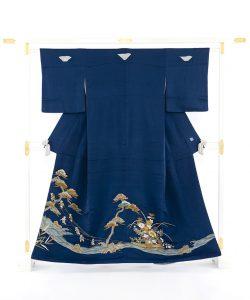 東京染繍大彦製 色留袖のメイン画像