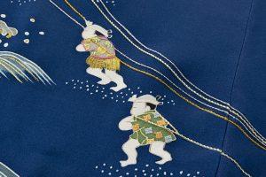 東京染繍大彦製 色留袖のサブ4画像