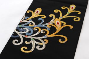 龍村平蔵製 袋帯「天平羽衣錦」のサブ1画像