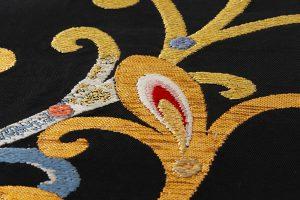 龍村平蔵製 袋帯「天平羽衣錦」のサブ4画像