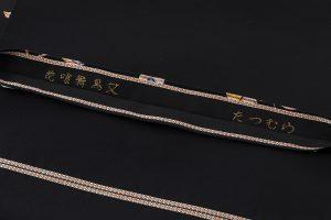 龍村美術織物たつむら製 袋帯「花喰舞鳥文」のサブ6画像