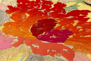 龍村平蔵製 袋帯「富貴錦」のサブ2画像