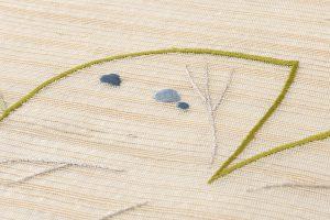 工芸きもの野口製 夏名古屋帯地のサブ5画像