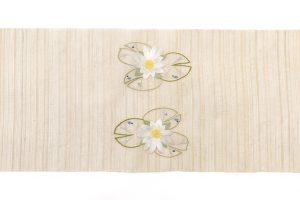工芸きもの野口製 夏名古屋帯地のサブ6画像
