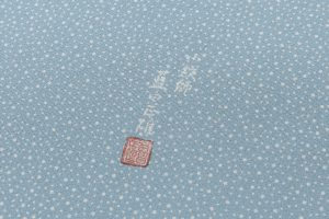 藍田正雄作 江戸小紋(単衣)着尺のサブ3画像