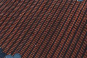 土手武彦作 型絵染名古屋帯のサブ3画像