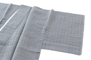 次呂久幸子作  八重山上布 着物のサブ1画像