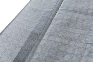次呂久幸子作  八重山上布 着物のサブ3画像